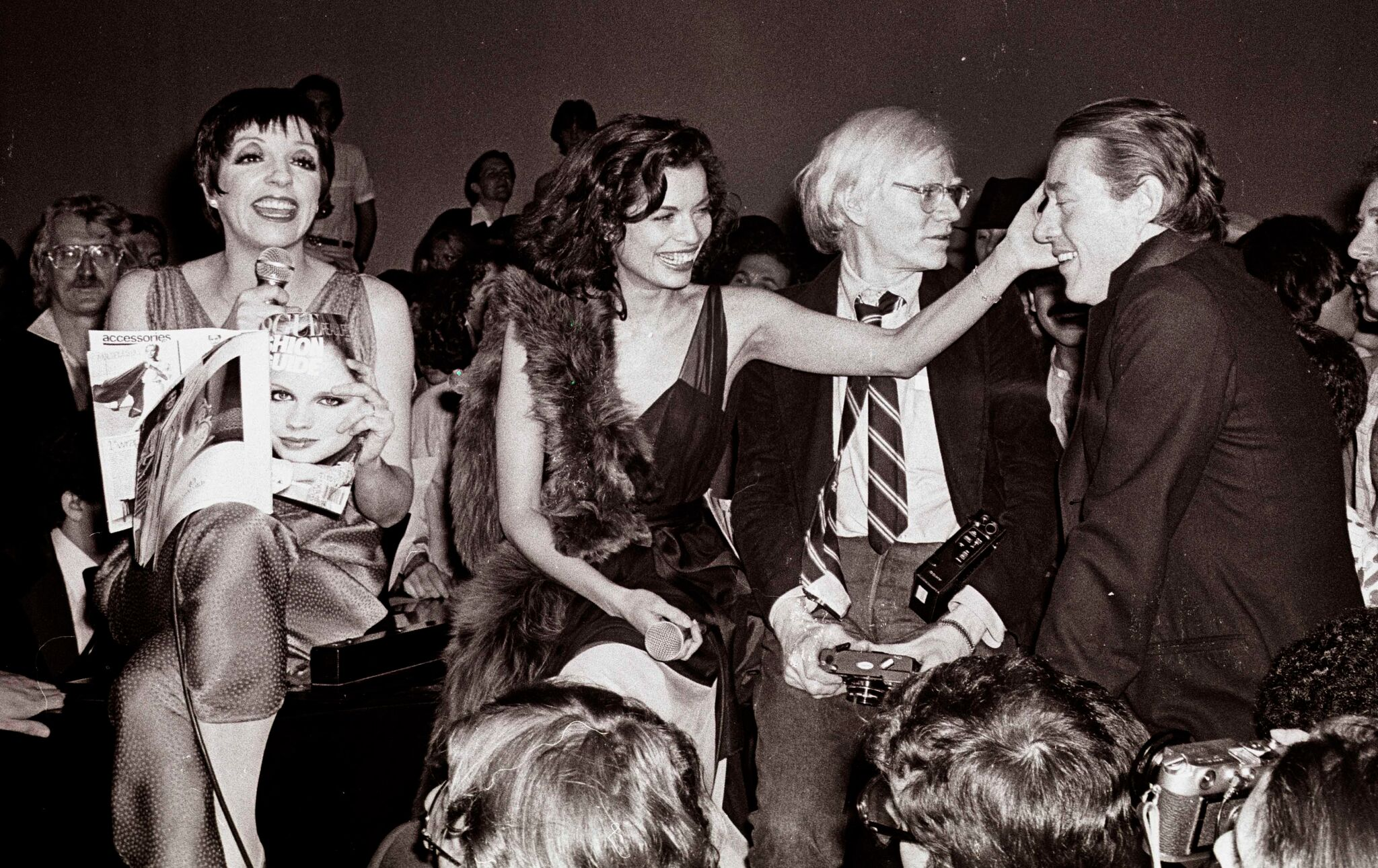 Studio 54: Sex, drugs and disco