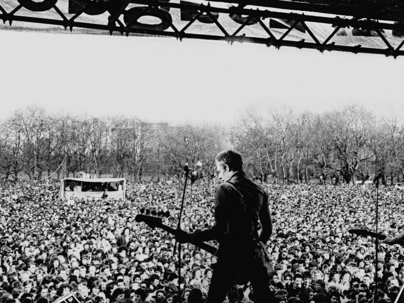 The Power Of Music – Rock Against Racism