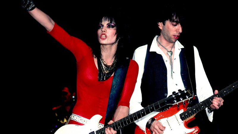 Joan Jett-March 27th, 1985 Holiday Star Theater Chicago, Il. United States March 27th, 1985 Photo by Paul Natkin/WireImage.com