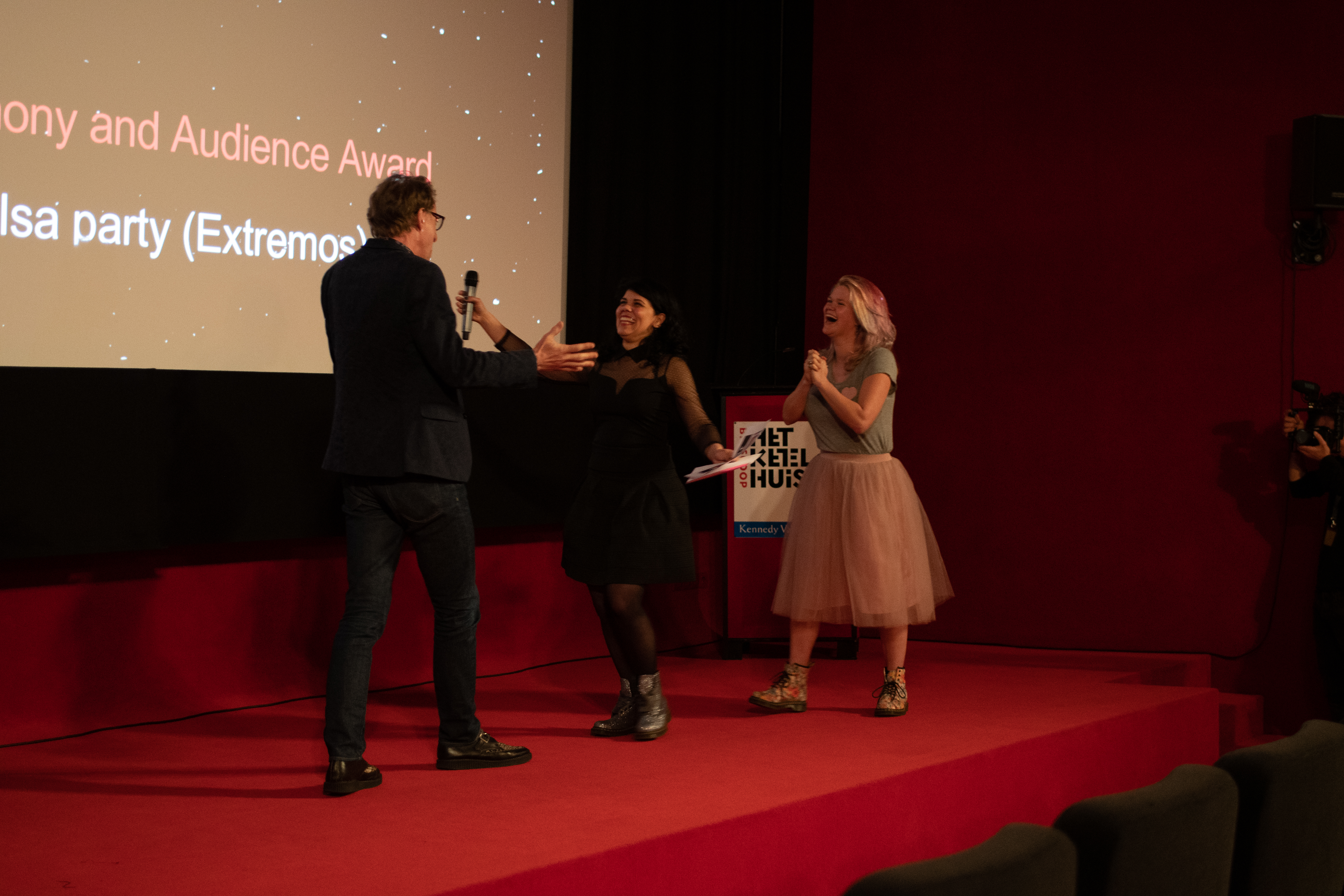 Cheesehead Blues Re-Cut winner of the Audience Award!!