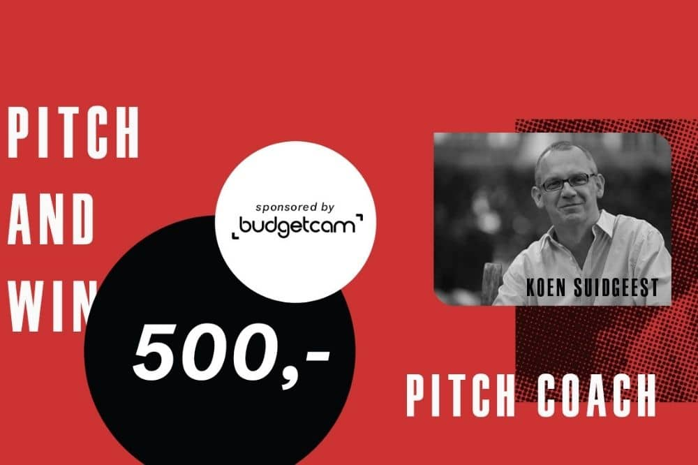 Submit Your Pitch Now For a Chance to Win €500 + Professional Mentorship